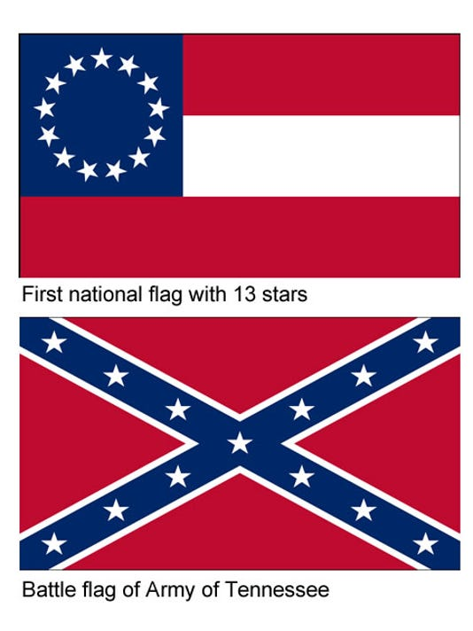 a tale of two flags the confederacy and pensacola