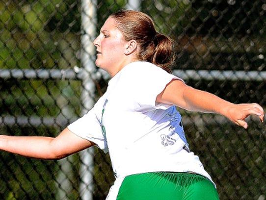 Susquehannock High School graduate Katie Wagner set
