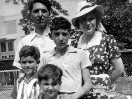 a_granowsky family