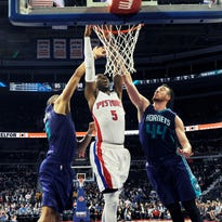 Caldwell-Pope's 'great roll' powers Pistons to win