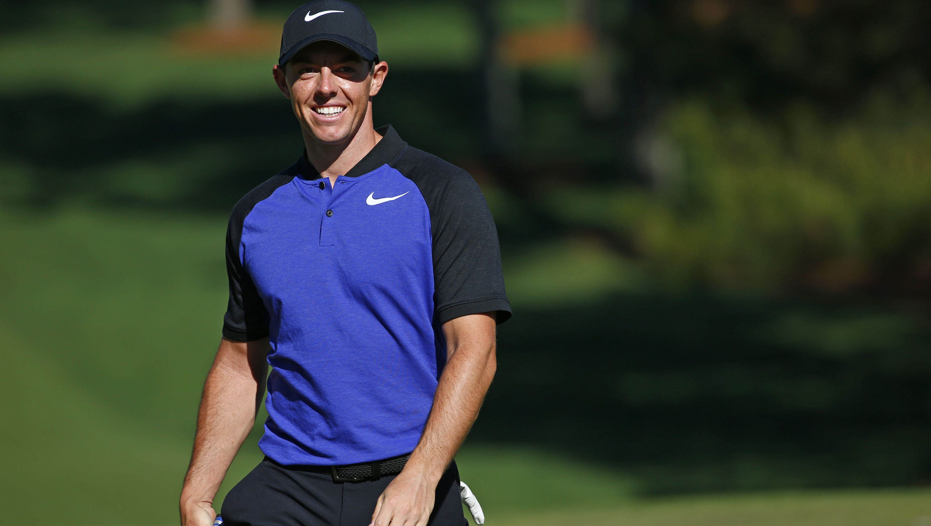 Rory McIlroy has second thoughts on another round with Donald Trump