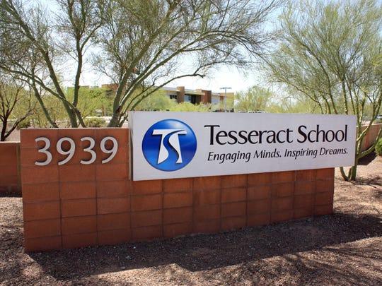 Tesseract School.
