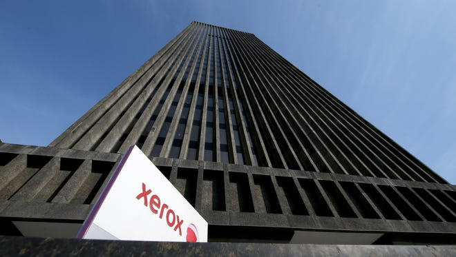 Xerox plans to move out of downtown Rochester and relocate the to the Webster campus.