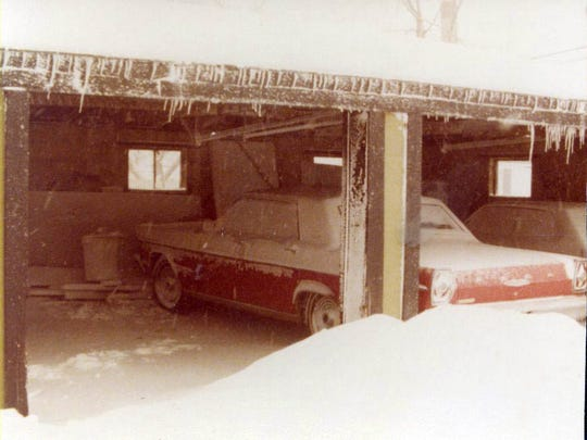 The Blizzard of 1978 dumped more than 2 feet of snow across the Northeast.