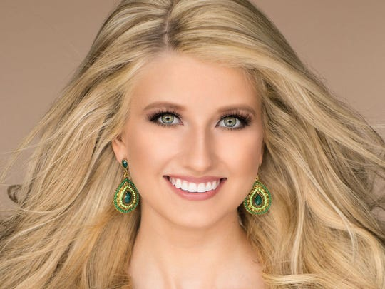 Miss Johnson City Morgan Munsey