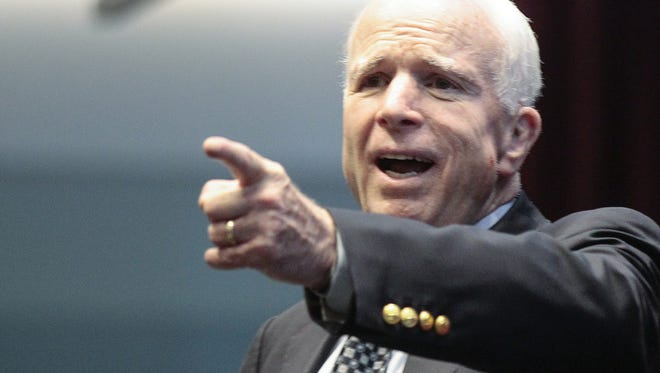 U.S. Sen. John McCain