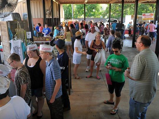 The Downtown Wichita Falls Farmers Market