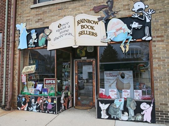 Rainbow Booksellers, 5704 W. Vliet St., is the only