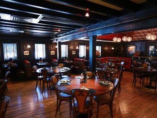 G.K's Red Dog Tavern in Morristown.
