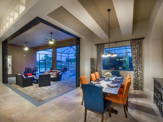 The base price of the Reef II is $360,000 and as seen fully furnished is $412,000.