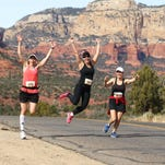 Sign up for the sweat and the sights of the Sedona Marathon.