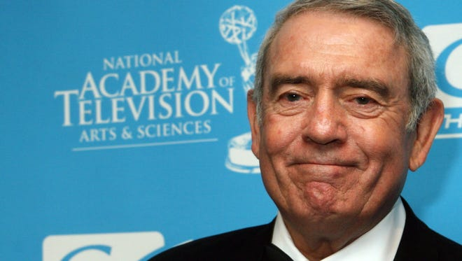 Dan Rather (AP Photo/Tina Fineberg, File)