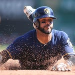 MLB steals leader Jonathan Villar is likely to get plenty of opportunities with the aggressive Brewers.