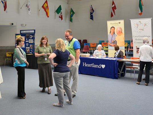STC 0605 Volunteer Fair 1.JPG