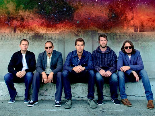Rock band 311 will perform July 4 at the Pavilion at