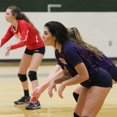Greenbrier/Heritage volleyball