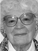 Ruby June Byers, 91