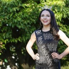 Manitowoc native Courtney Pelot, former Miss Wisconsin, returns home
