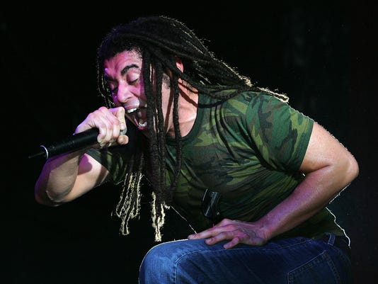 Nonpoint At The Marquee Theatre