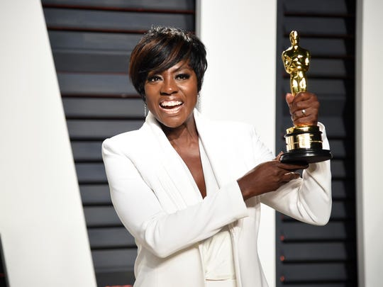 """Oscar-winner Viola Davis said thecasting suggestion may have been """"ridiculous"""" but is something that""""happens all the time."""""""