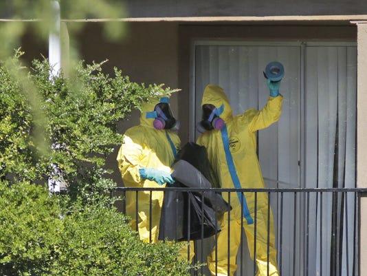 Officials: Don't shun suspected Ebola contacts
