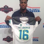 Dredrick Snelson officially signed on to be part of head coach Scott Frost's new football dynasty. He earned a rank as the No. 21 top recruit in the state of Florida by Rivals.com and No. 222 nationally.