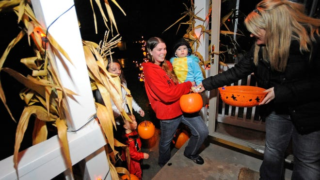 The Village of Mishicot will hold trick-or-treating from 5 to 7 p.m. on Oct. 31.