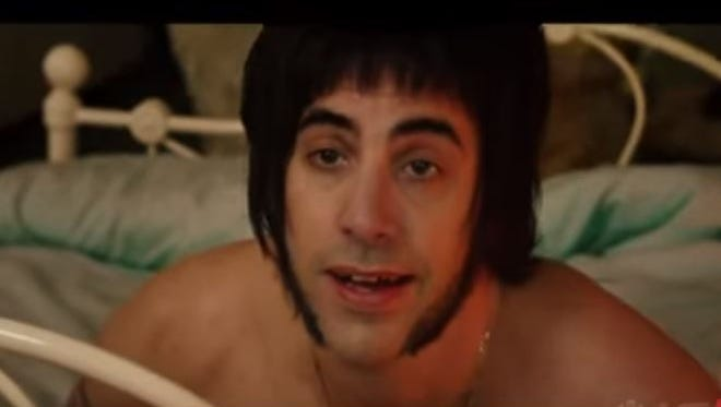 """Sacha Baron Cohen stars in """"The Grimsby Brothers."""""""
