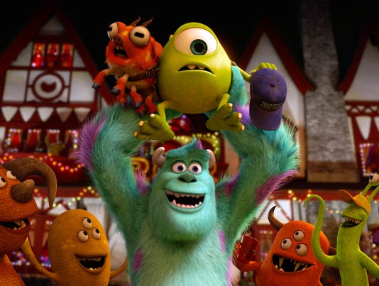 Review: 'Monsters University'