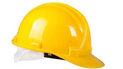 Yellow Hard Hat
