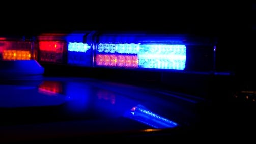 Authorities are investigating a burglary at a vacant Cherry Hill property.