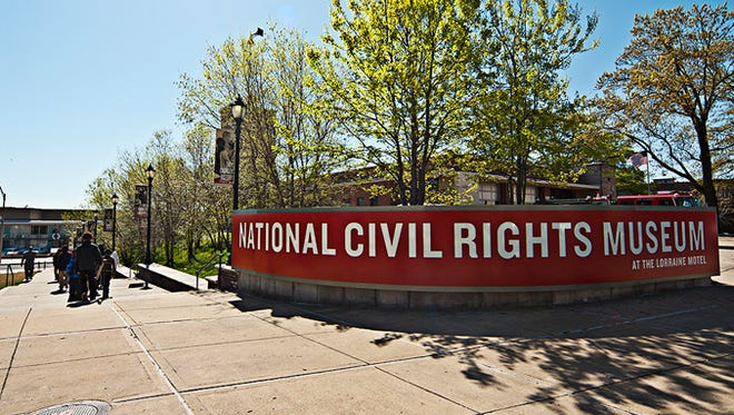 The National Civil Rights Museum in Memphis first opened in 1991 and reopened in 2014 following an extensive renovation.