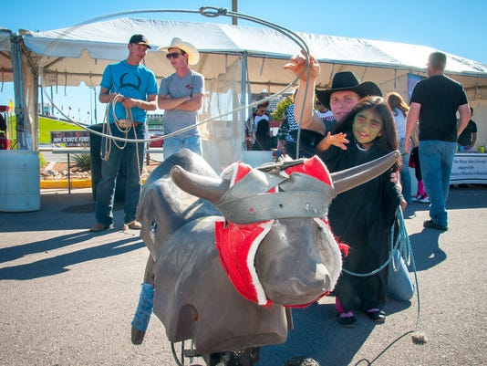 3rd Annual Agriculture Day Street Fair 1
