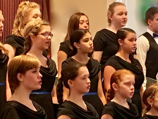 ChildrenSong will lend their voices to the Ritz Holiday Spectacular.