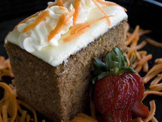 Rene's was famous for its scratch-made carrot cake.