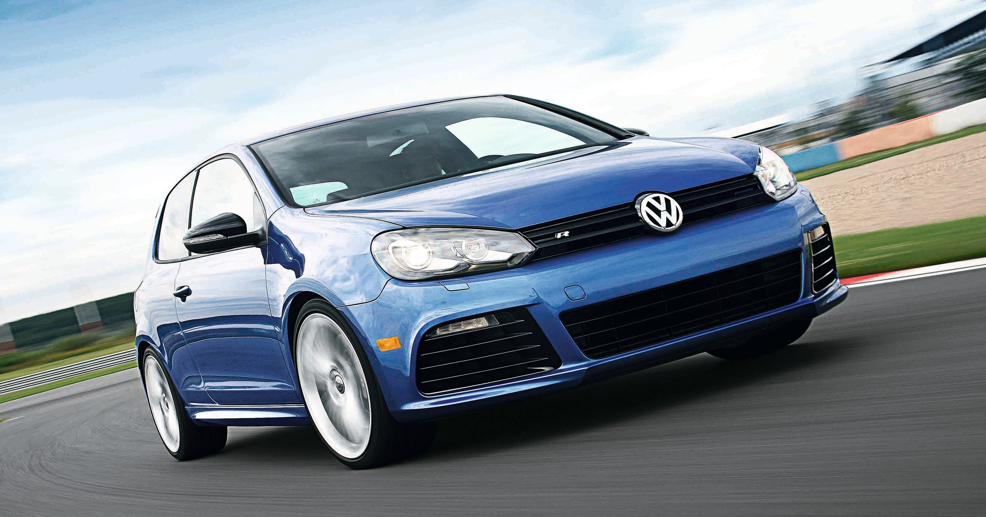 Test Drive: VW Golf R is too much fun