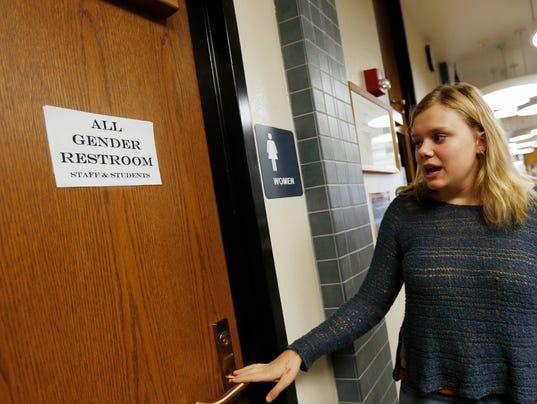 Church seeks injunction on anti discrimination rules for Transgender bathrooms in schools