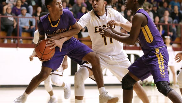 Andress defeated Burges 63-58 earlier this season at