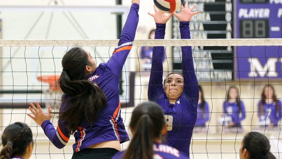 Burges defeated Eastlake in straight sets Tuesday night