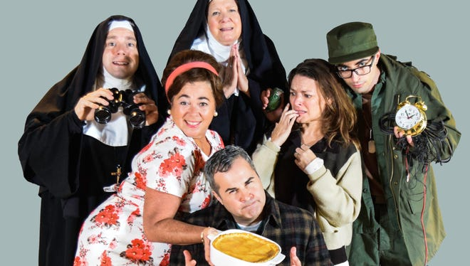 """Florida Repertory Theatre's """"The House of Blue Leaves"""""""