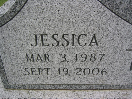 Jessica Cook died at 19 from a drug overdose.