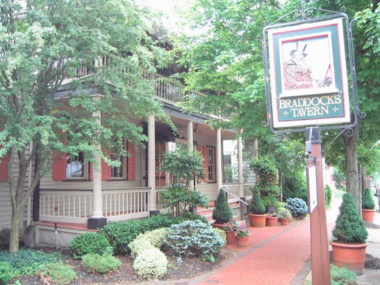Braddock's Tavern is among the South Jersey restaurants that hosts events with psychics.