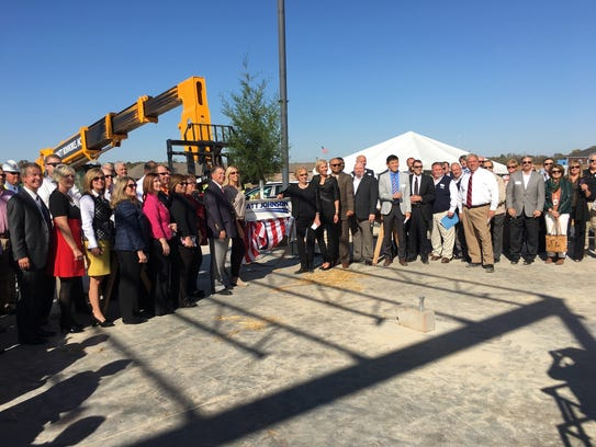 Clarksville-area community leaders join together to