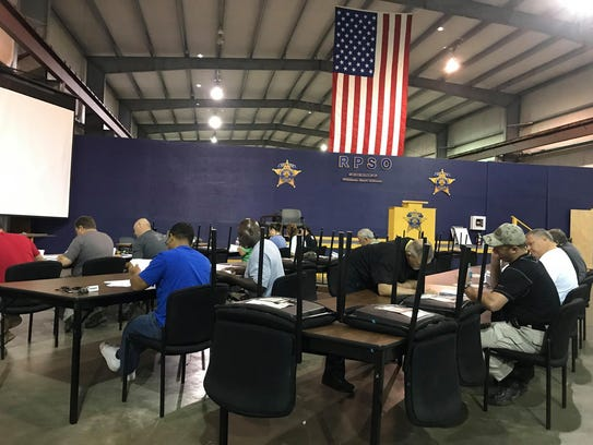 School resource officers in Rapides Parish attend two