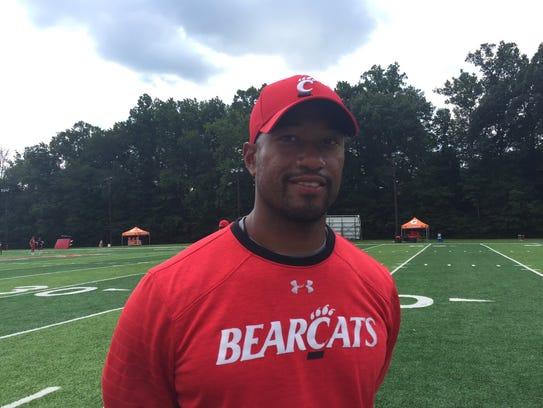 Marcus Freeman will coordinate the University of Cincinnati