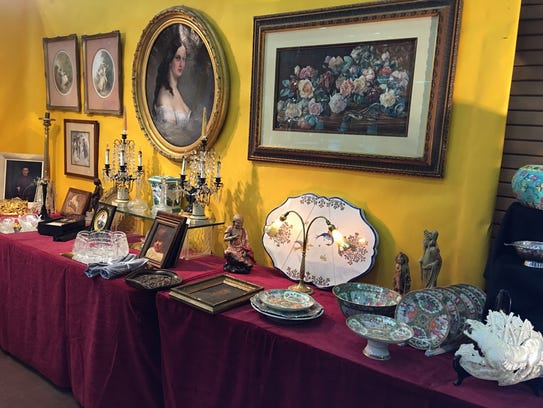 A tradition for 27 years, the Ruidoso Antique Show