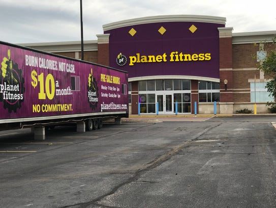 Planet Fitness in Plover.