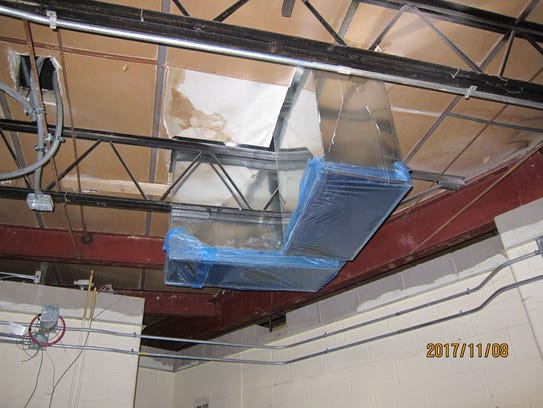 An air conditioning unit will be a new upgrade for