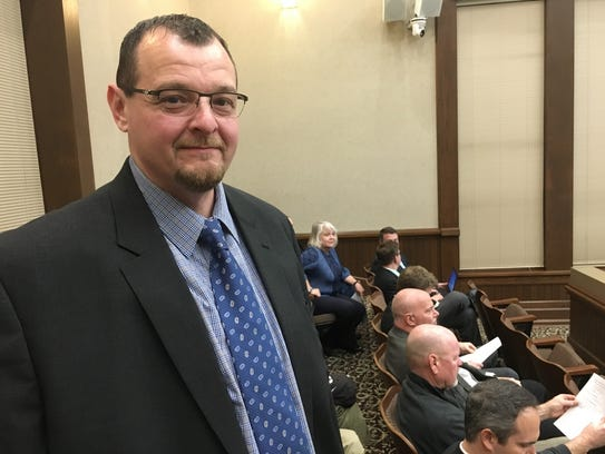 Dave Kaske, new director of Montgomery County Animal
