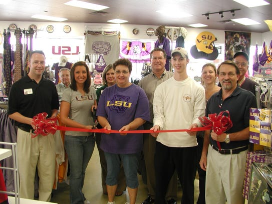 A ribbon-cutting ceremony coordinated by the Greater